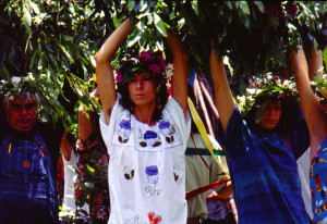 Ceremonia de solsticio de Verano en HH