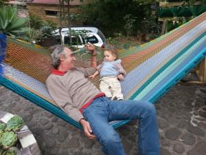 Paolo y Ezra en HH