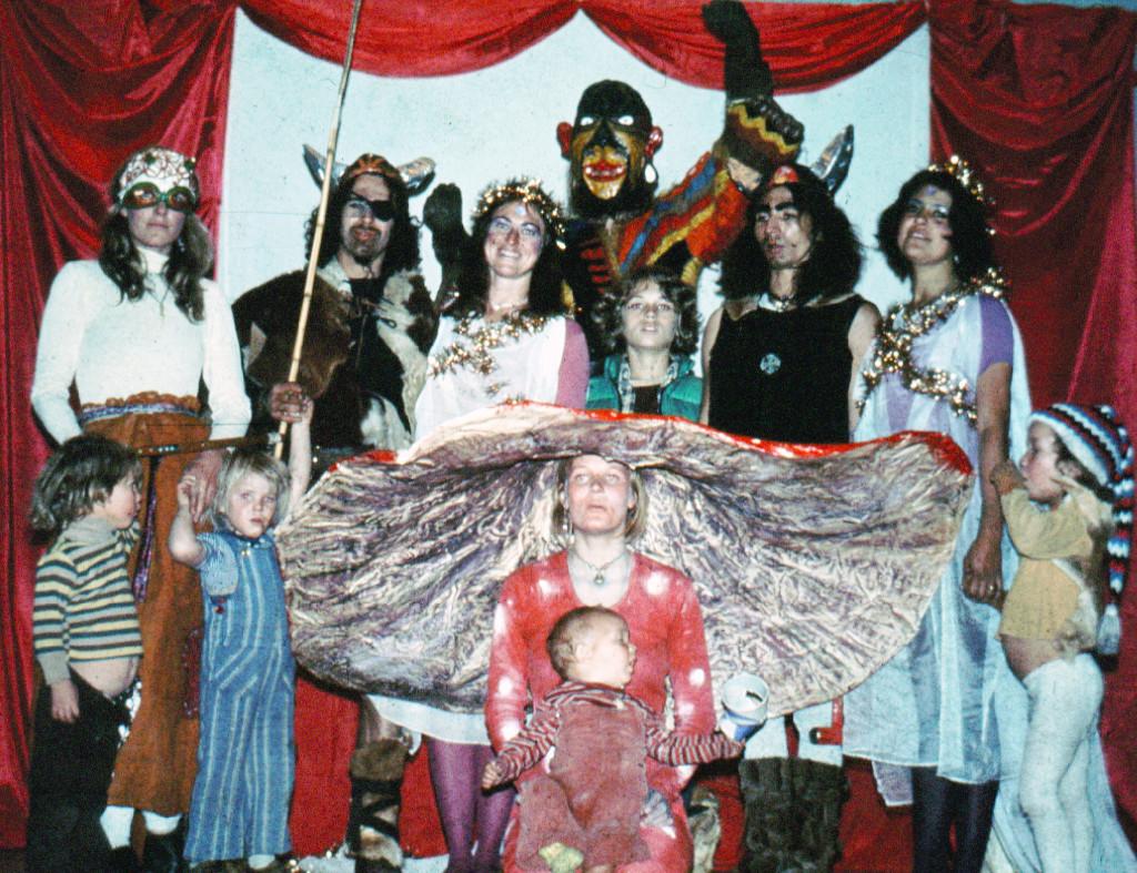 14.Obra del Viking Yule en San Francisco Ca ,1976
