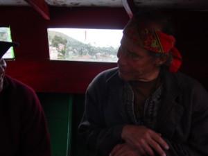 andres Bolivia titicaca lake