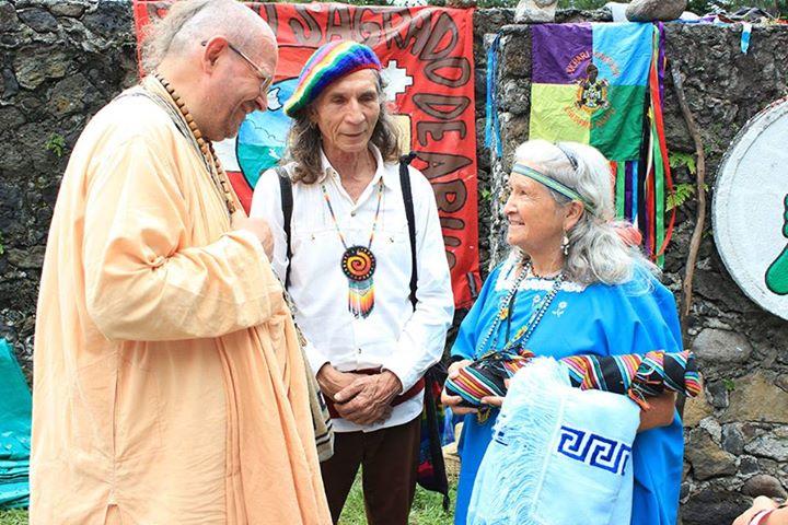 Swami, Coyote y Abuela Tonalmi